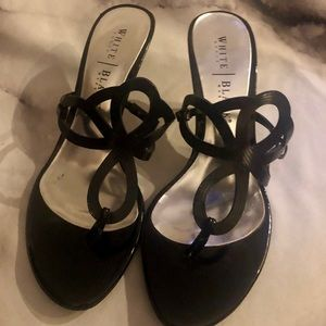 Whbm sandal/heels